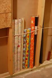 how to store wrapping paper maple memories wrapping paper storage