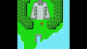 Final Fantasy 2 World Map by Final Fantasy World Map Music Nes 1987 Youtube