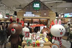 Line Store Line Friends Store Picture Of Hysan Place Hong Kong Tripadvisor