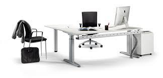 Desk 51 Mobility Is A Range Of Elevating Desks For The Office