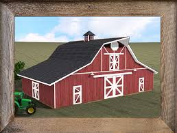 gambrel barns barn building service leander tx texas country charmers