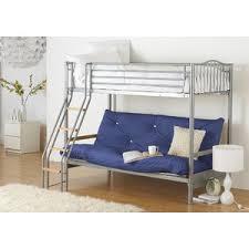 futon bunk bunk beds wayfair co uk
