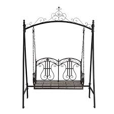 wedding arches bunnings find marquee rustic iron 2 seater swing at bunnings warehouse