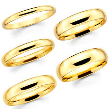 14k gold wedding band 14k gold wedding band ebay