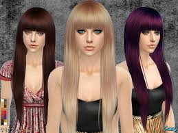 hair color to download for sims 3 cazy s izzy female hairstyle