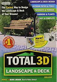 Amazoncom D Home Architect Landscape Design Deluxe Version - 3d home architect design deluxe