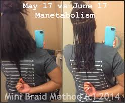 Biotin African American Hair Growth My Experience With Manetabolism Manetabolism Vs Hairfinity The