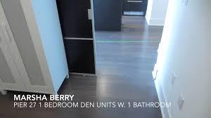 1 Bedroom Condos by Marsha Berry Toronto Real Estate 39 Queens Quay Pier 27 Condos 1