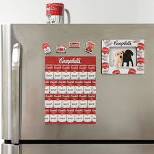 campbell u0027s soup can magnetic cork board campbellshop com
