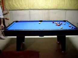 gamepower sports pool table walmart pool table youtube