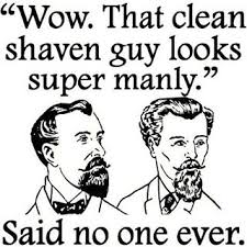 Mustache Guy Meme - wow that clean shaven guy looks super manly said no one ever