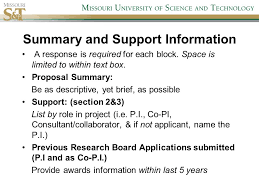 um research board um research board overview grant application
