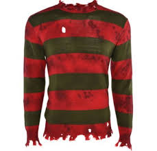 freddy krueger costume freddy krueger costume nightmare on elm party
