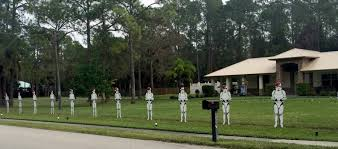 wars christmas decorations naples woman uses s obsession with wars to fuel creative