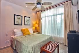 Guest Bedroom Pictures - casa azul caribe playa del carmen villa vacation rental playacar