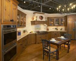 country kitchen decor items wooden solid furniture granite counter