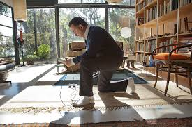 Eames House Floor Plan The Eames House Conserving A California Icon Article