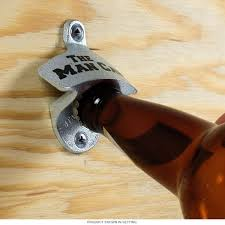 Wall Decor For Man Cave Man Cave Starr X Bottle Opener Bar Accessories Retroplanet Com