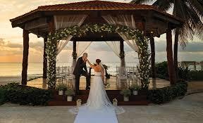 playa wedding venues weddings in playa resort all inclusive honeymoons