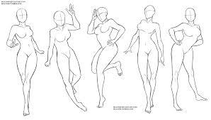 female anatomy poses images learn human anatomy image