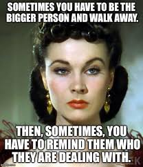 Gone With The Wind Meme - i read gone with the wind for the first time when i was 13 and i