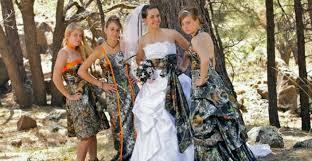 camo wedding dresses trend camo wedding dress ideas