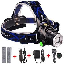 amazon com grde zoomable 3 modes super bright led headlamp with