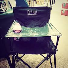 Baby Camping High Chair Twin Cities Live Visits Beyond The Tent Beyond The Tent
