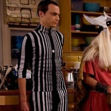 Eastbound Halloween Costumes Amazon Sheldon Cooper Doppler Effect Costume Small