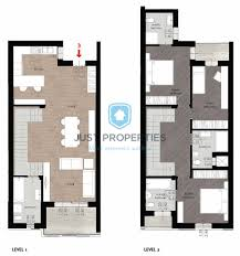 mellieha highly finished three bedroom duplex apartment for