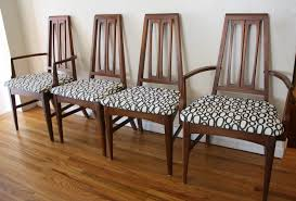 dining room impressive mid century modern dining chairs sets of 4