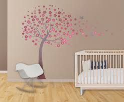 44 cherry blossom wall decal home flower wall decals cherry wall decals cherry blossom tree elegant style large wall decal