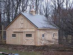 Small Barn Plans 22x50 Gable Barn Plans With Shed Roof Lean To Farm Life