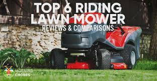 5 best riding lawn mower for the money 2017 reviews