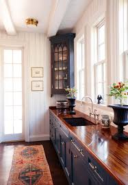 black and wood kitchen cabinets appliances classic kitchen design equipped with navy kitchen