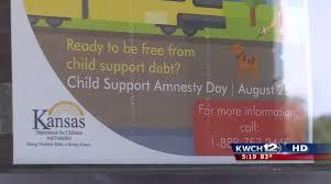 Bench Warrant Child Support Child Support Amnesty Day Friday