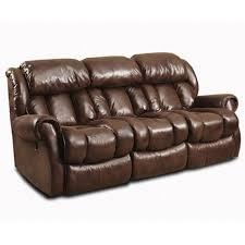 reclining sofa in espresso nebraska furniture mart