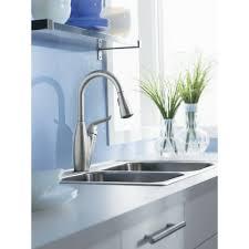 Moen Solidad Kitchen Faucet Build Ca Moen Ca87559srs Solidad Metal 1 Lever Handle High Arch