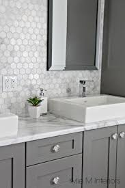 classic white and gray tile bathroom best 25 gray and white