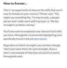 How To Answer Resume Questions Here Are The 10 Most Common Job Interview Questions And How To