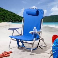 backpack beach chair cooler