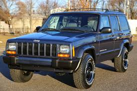 daily turismo 10k clean xj 2001 jeep cherokee sport
