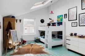 Scandinavian Area Rugs by Scandinavian Kids Room With Cowhide Rug Square Area Rugs