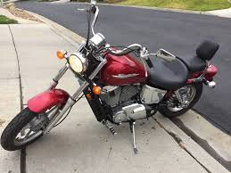 2005 honda shadow vt1100 el cajon ca cycletrader com