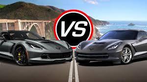 corvette z51 vs z06 2016 chevy corvette z06 vs corvette stingray spec comparison