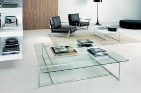 Glass Sofa Table Modern Glass Living Room Table Glass Coffee Table Black