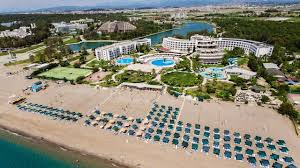 calimera kaya side hotel side antalya region turkey book