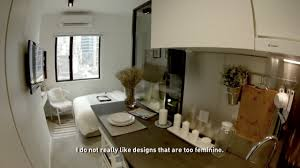 Asian Home Interior Design 150 Sq Feet Home Small Spaces Hgtv Asia Youtube