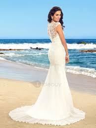 robe de mari e magnifique robe de mariée magnifique perlée volants sirène dentelle tidebuy