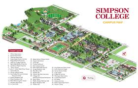 Boston College Campus Map by Admissions